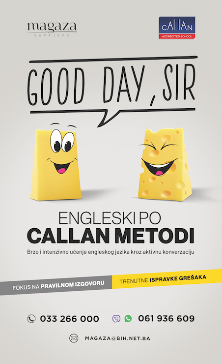 Engleski po CALLAN metodi