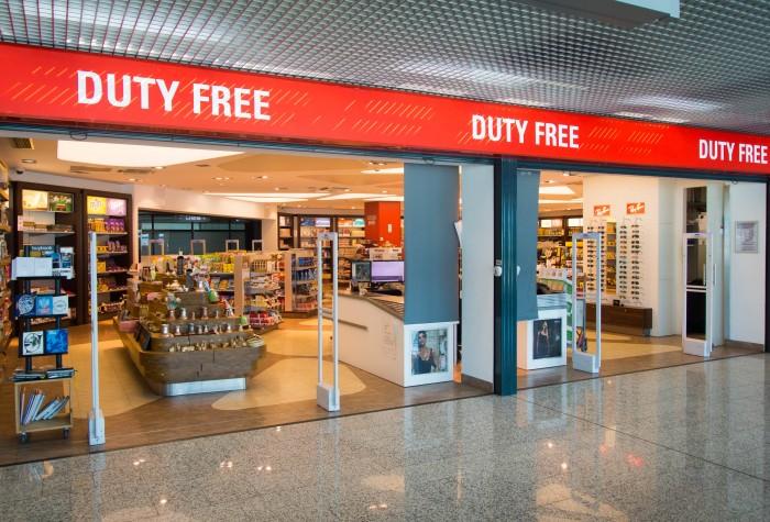Duty Free Shop - Sarajevo International Airport